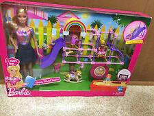 Barbie Doll I Can Be Toddler Preschool Nursery School Teacher Playground Playset