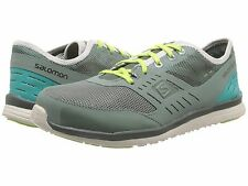 Salomon Women's Cove Sandal,Light TT/Moorea Blue/Firefly Green,10 M,MSRP $80.00