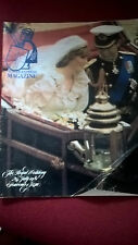 The Royal Wedding 29th July 1981 Souvenir issue - Sunday Express Magazine