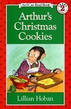 Arthur's Christmas Cookies I Can Read Level 2