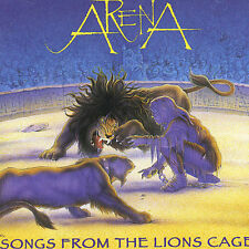 Songs from the Lions Cage New CD