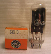 GE General Electric 6FJ7 Electronic Vacuum Radio TV Tube In Box NOS