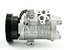 2001 01 2002 02 Honda Accord V6 3.0L SOHC New AC A/C Compressor 1 Yr Warranty
