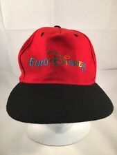 EURO DISNEY - Baseball Cap/Hat excellent condition collector's item  (H11)