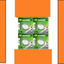 20 x GP LR44 1.5V Batteries A76 LR 44 AG13 357 L1154