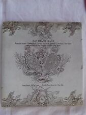 SOTHEBY'S JUNE 1980 AUCTION CATALOG OF IMPORTANT SILVER HARDCOVER WITH DJ