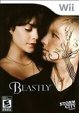 Beastly - Nintendo  Wii Game (DVD 2011)