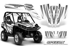 CAN-AM COMMANDER 800R 800XT 1000 1000XT 1000X GRAPHICS KIT DECALS SPEEDX WPAD