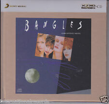 """""""Bangles - Greatest Hits"""" Limited Numbered Japan 100KHz/24bit K2HD CD New"""