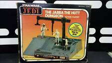 Vintage Star Wars Return of the Jedi The Jabba the Hutt Dungeon MIB Kenner 1983