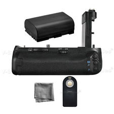 Battery Grip for Canon EOS 7D MKII BG-E16 + LPE6 Battery Kit