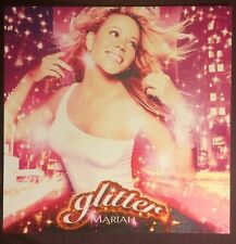 "MARIAH CAREY ""Glitter"" RARE PROMOTIONAL WINDOW CLING"