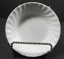 Johnson Brothers Regency Fruit Dessert Sauce Bowl White Swirl Made in England