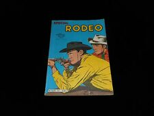 Spécial Rodeo 81 Editions Lug mars 1982