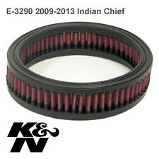 Indian Motorcycles Chief 2008-2013 K&N Performance Air Filter E-3290