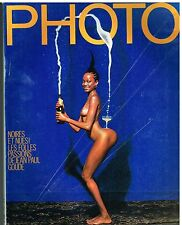 B30- Photo N°176 Noires et Nues Folles passions de Jean paul Goude