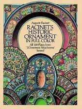 Racinet's Historic Ornament in Full Color (Dover Fine Art, History of Art)