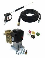 4000 psi AR PRESSURE WASHER PUMP & SPRAY KIT Briggs & Stratton 020210, 020210-0