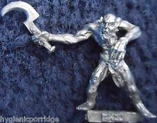 1998 Undead Ghoul 8 Citadel Games Workshop Warhammer Vampire Counts Army Crypt