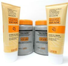 GUAM FANGHI D'ALGA 2 KG ANTI CELLULITE +2GEL GUAM 500ML