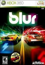 Blur --  Microsoft Xbox 360 Game Complete  ***Guaranteed***