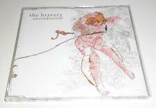 THE BRAVERY - UNCONDITIONAL - 2005 UK 2 TRACK CD SINGLE