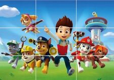 Paw Patrol - New - KIDS -Giant Wall Poster/Picture 260gsm