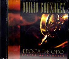 ODILIO GONZALEZ- EPOCA DE ORO - CD