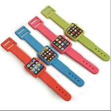 Smart Watch Shaped Rubber Pencil Eraser Students Stationery Kid Gift Toy 4 color