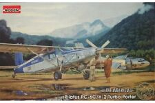 RODEN 440 1/48 Pilatus PC-6C/H-2 Turbo Porter