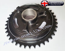 BRAND NEW ROYAL ENFIELD 3 VANE 38 Teeth REAR BRAKE WHEEL SPROCKET 110311 @ UK