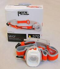 Petzl - E87AHBC - MYO Multi-Beam LED Headlamp - 370 Lumens NEW