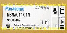 MSMA011C1N-Panasonic AC Servo Motor In Stock-Free Shipping($850USD)