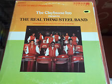 The Real Thing Steel Band: same: S/T: VINILE LP MADE in Canada: Edmar Records