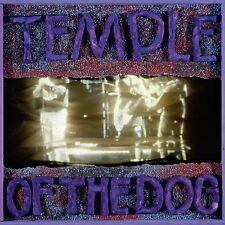 Temple of the Dog - 25th Anniversary Edition - NEW & SEALED VINYL LP - 3D COVER