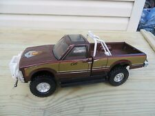 Vintage The Fall Guy ERTL Colt Pickup Truck LARGE SIZE RARE! Metal Lee Majors