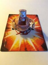 Bakugan Battle Brawlers Cycloid Subterra 570g Rare B1 Silver Face