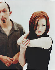 GARBAGE 8 X 10 PHOTO WITH ULTRA PRO TOPLOADER