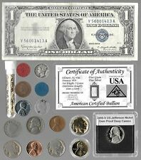 Silver Dollar Barber Mercury Dime Antique Liberty Coin US Collection Lot Gold Pl