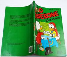 Zio Paperone n.7 edizioni Mondadori del 1988