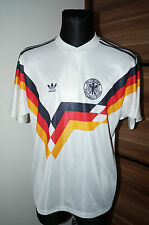 Germany Vintage Home 1988/91 Shirt Adidas (M) jersey maglia maillot camiseta