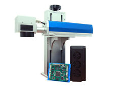 NEW 10Watt Q-SWITCHED INDUSTRIAL FIBER LASER MARKER/ ENGRAVING SYSTEM
