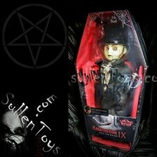 Living Dead Dolls Resurrection Jack the Ripper Variant Sepia 50 Made GLOWS Res