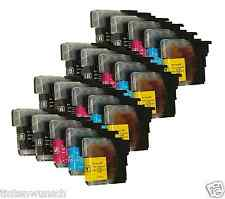 In alternativa, 20 per BROTHER libera scelta del colore lc-985 BK mfc-j220 dcp-j315 W