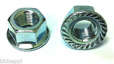 "PAIR OF 3/8"" TRACK NUTS NON SPIN IN SILVER"