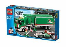New Lego City Grand Prix Truck 60025 Factory Sealed