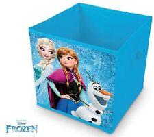 Aufbewahrung Kiste Box  Frozen die Eiskönigin neu für Spielzeug Disney
