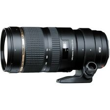 Tamron SP 70-200mm F/2.8 Di VC USD Zoom Lens for Canon Digital SLR T5i 70D T4i