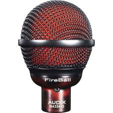 Audix FireBall Dynamic Mic Specifically Tuned and Designed for the Harmonica New