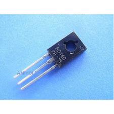 5 x BD140 Transistor PNP 100V 1,5A 12,5W TO126